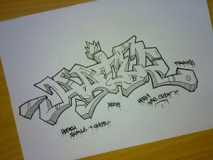 Grafity Sketch